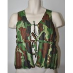 Beast Weighted Training Vest Camo Jacket 10KG