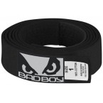 Bad Boy BJJ Black Belt with Patch
