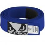 Bad Boy BJJ Blue Belt with Patch