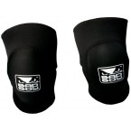 Bad Boy Elbow Pads MMA UFC NEW Elasticated Padded Sport Training Sparrin